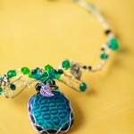 21 Necklace - Statement Piece - 1